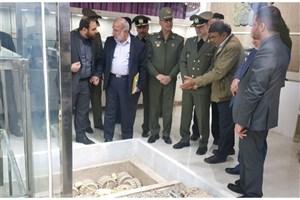 نخستین مرکز آموزش بینالمللی «مین زدایی» بشر دوستانه افتتاح شد