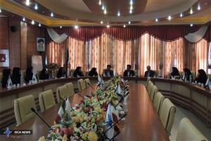 برگزاری پنجمین جلسه مدیران گروه پرستاری دانشگاههای آزاد اسلامی استان اصفهان
