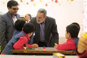 مدارس سما فضاهای ورزشی مطلوب را در اختیار دانش آموزان قرار دهند