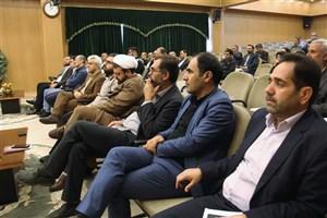 جشن بزرگداشت هفته وحدت در واحد کرج برگزار شد