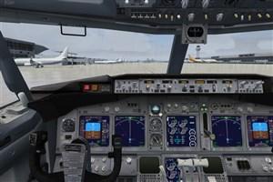 ساخت پیشرفتهترین نوع شبیهساز پرواز در پارک علموفناوری دانشگاه آزاد