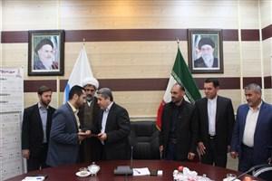 معرفی مسئول جدید بسیج دانشجویی دانشگاه آزاد اسلامی جویبار