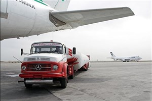 نرخ سوخت هواپیمای باری لیتری ۶۰۰۰ تومان