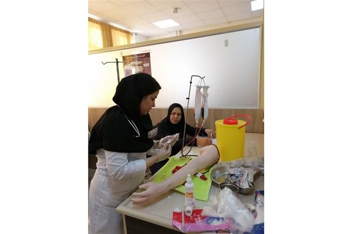 آزمون صلاحیت بالینی پزشکان در دانشگاه آزاد اسلامی شاهرود