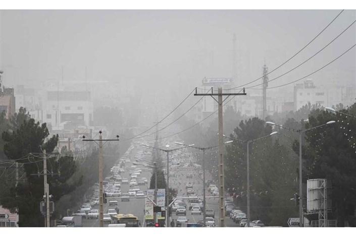 هوای خوزستان بسیار ناسالم است