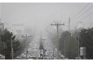 هوای تهران ناسالم است/ گروههای حساس درخانه بمانند