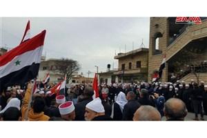 تأکید سازمان ملل بر حاکمیت سوریه بر جولان اشغالی