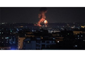 حمله رژیم صهیونیستی به پایگاههای مقاومت در غزه علیرغم آتشبس