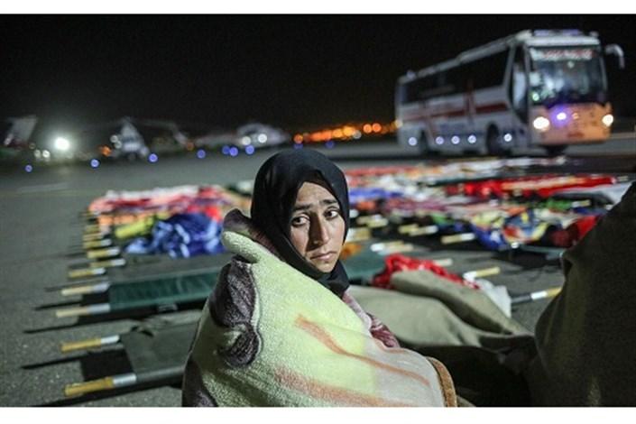 نیاز زلزله زدگان به وسایل گرمایشی
