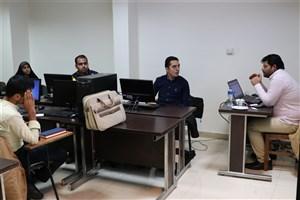 کارگاه عملی ویراستاری و خبرنویسی برگزار شد