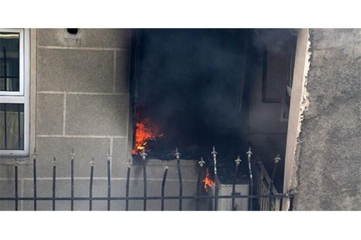 درگذشت جانباز قمی در حادثه آتشسوزی