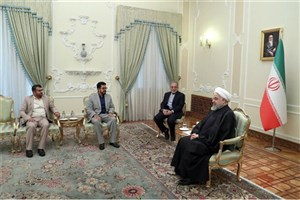 ایران در کنار مردم یمن است