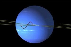 کشف رقص جذاب اقمار نپتون