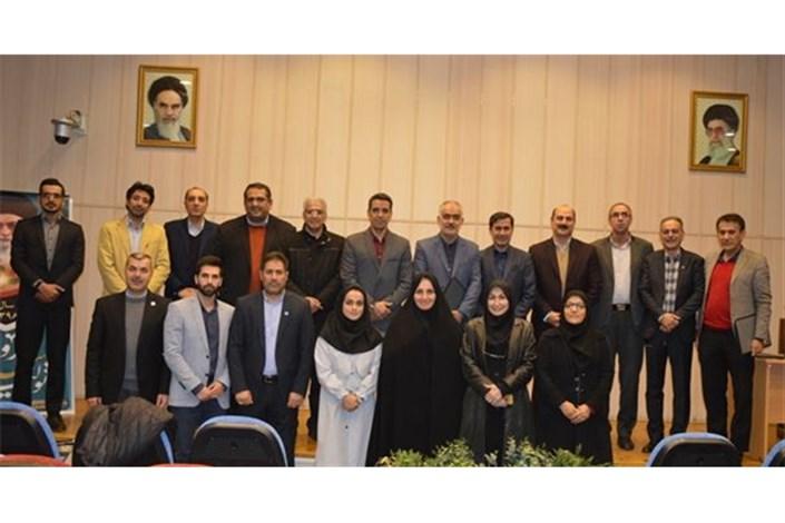 انتخابات هیئت ورزش های دانشگاهی تهران
