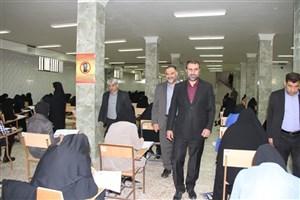 دانشگاه آزاد اسلامی ظرفیت بالایی در برگزاری آزمونهای استخدامی دارد
