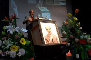 مراسم تجلیل از  پدر زیست شناسی تکوینی گیاهی کشور برگزار شد