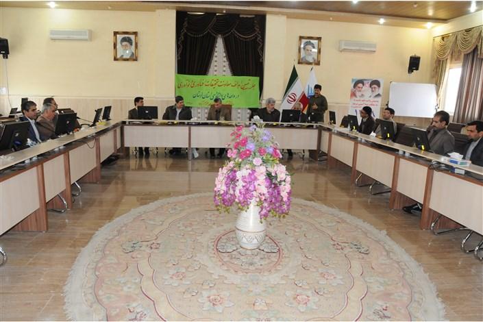 در واحد خرم آباد مطرح شد: حمایت از ایده های نوآورانه در دانشگاه آزاد اسلامی