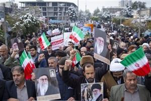 دعوت از مردم و دانشگاهیان برای حضور در راهپیمایی علیه اغتشاشات