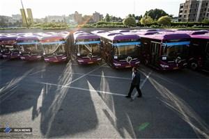 اجرای طرح آزمایشی عرضه بلیط تک سفره در خط یک BRT