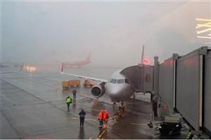 هواپیمای روس بهدلیل حمله قلبی خلبان فرود اضطراری کرد