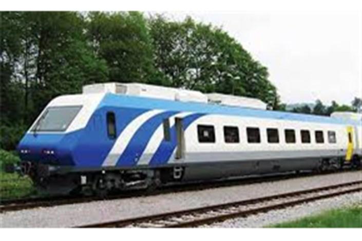 افتتاح راهآهن میانه - بستانآباد