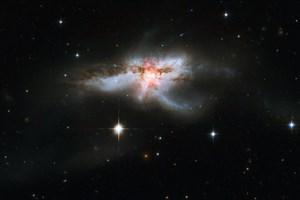 کشف یک ناهنجاری کیهانی توسط اخترشناسان