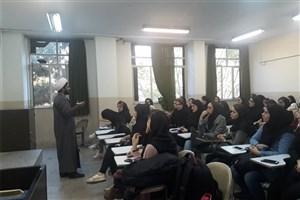 سلسله نشستهای تخصصی اهمیت نماز در دانشگاه آزاد اسلامی واحد کرج برگزار شد