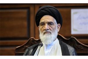 حضور رئیس دیوان عالی کشور در اجتماع بزرگ مردم تهران در محکومیت اغتشاشات اخیر