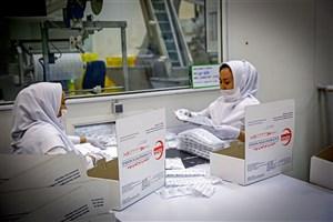 تولید ۱۰۳ میلیون انواع سرنگ در شرکت تجهیزات پزشکی هلال