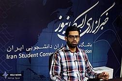 بازدید دبیر اتحادیه دفتر تحکیم وحدت  از باشگاه خبرنگاران دانشجویی