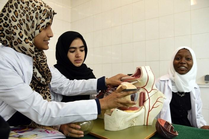 دانشجو خارجی پزشکی