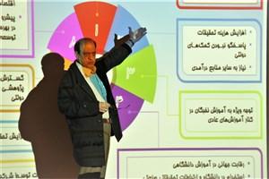 نخستین کارگاه فناوری ونوآوری دردانشگاه آزاد اسلامی واحد کرج برگزار شد