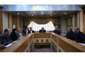 نشست کارگروه تخصصی علمی آموزشی شورای عالی امور ایرانیان خارج از کشور برگزار شد