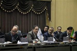 نشست تخصصی راهبری پژوهشی منطقه ۳ دانشگاه آزاد با حوزه اقتصاد آذربایجانشرقی برگزار شد