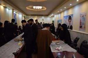 برگزاری سومین جشنواره غذای دانشجویی در واحد بندرگز