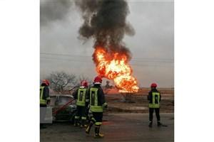 انفجار لوله گاز در پاکدشت/ 7 کارگر زخمی شدند