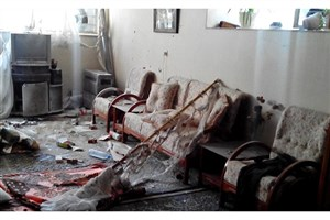 انفجار سیلندر گاز در منزل مسکونی/ سه مصدوم تحویل اورژانس شدند