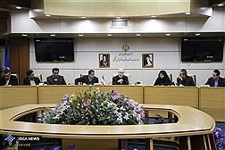 دیدارجمعی از فعالان دانشجویی با وزیر بهداشت