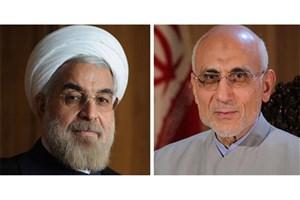 حزب موتلفه: روحانی را به مناظره با میرسلیم دعوت میکنیم