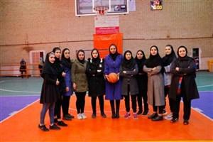 قهرمانی تیم بسکتبال و والیبال دانشگاه آزاد اسلامی بجنورد در المپیاد دانشجویی