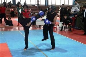 نایب قهرمانی دانشجوی سما دانشگاه آزاد اسلامی شوشتر در مسابقات کونگفو آزاد جهان