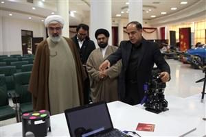 تمجید مدیر حوزههای علمیه قزوین از افتخارات دانشگاه آزاد اسلامی