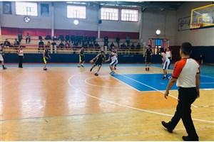 مشخص شدن فینالیست های مسابقات بسکتبال دانشجویان کشور در شوشتر
