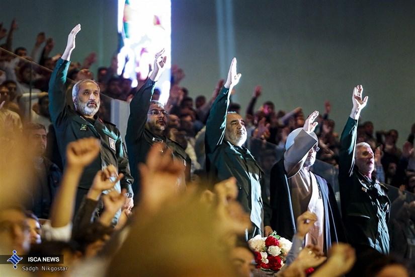 کنگره ملی بزرگداشت ۹۲۰۰۰ شهید بسیجی