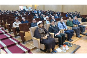 برگزاری مراسم گرامیداشت روز دانشجو در دانشگاه آزاد اسلامی واحد رامسر