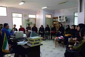 برگزاری کارگاه مهارتهای ارتباط بینفردی مؤثر در دانشگاه آزاد اسلامی خوی