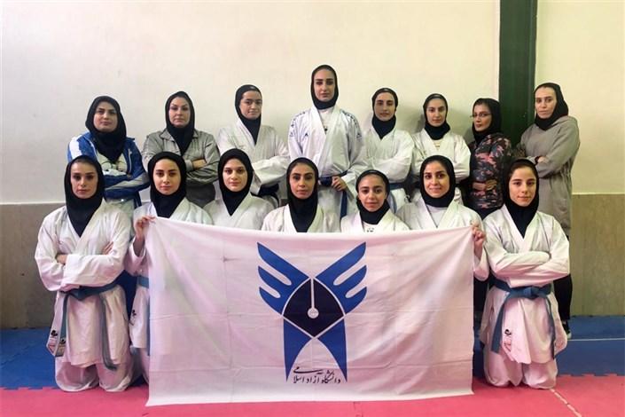 تیم کاراته بانوان