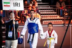 هادی پور اولین سهمیه  تکواندو المپیک را گرفت