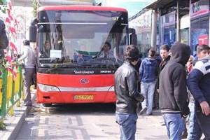 افزایش تعداد مسافران اتوبوس/تست مثبت کرونای 40 راننده اتوبوس