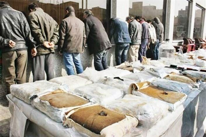 باند بزرگ قاچاق مواد مخدر در هرمزگان منهدم شد